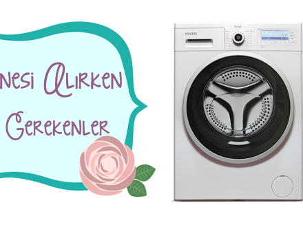 Çeyiz Önerisi | Vestel Çamaşır Makinesi