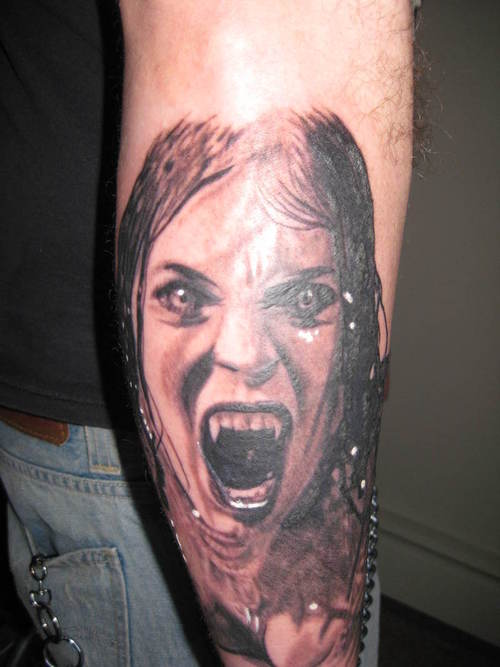 Gothic Tattoos Style