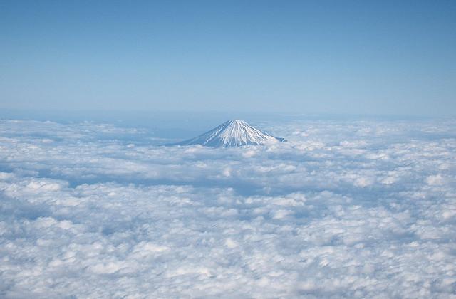 12 fotos incríveis tiradas da janela do avião