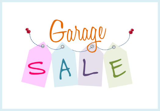 IHeart Organizing: Project Purge: An ORGANIZED Garage Sale