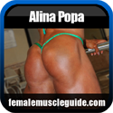 Alina Popa Female Bodybuilder Thumbnail Image 3
