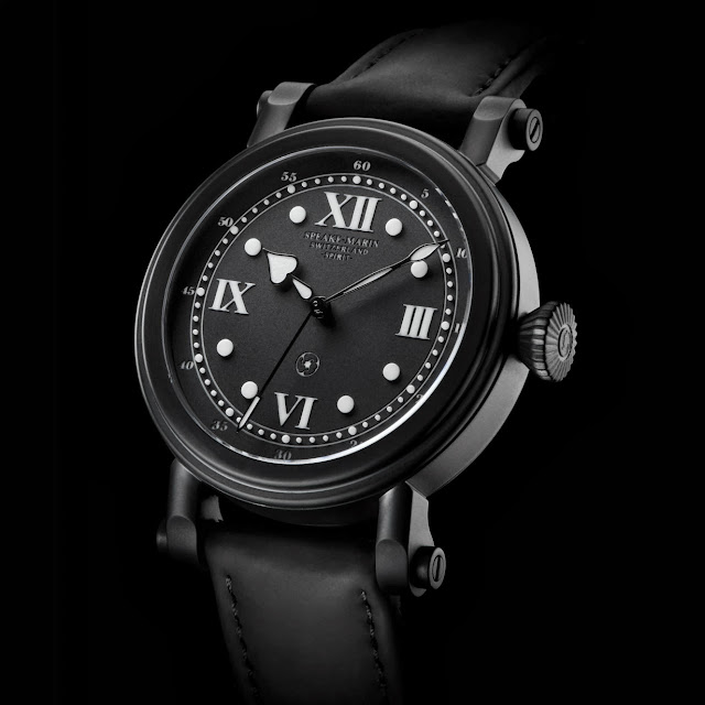 Speake-Marin The Spirit Mk II DLC Automatic Watch