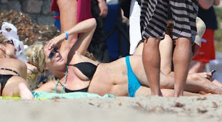 Top 40 List of The Celebrity Bikini Bodies on August of 2013 Summer