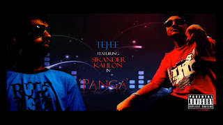 download sikander kahlon's new rap panga tej-ee