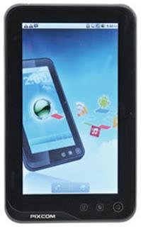 Pixcom Pixtab Turbo Smartfren - 512 MB - Hitam