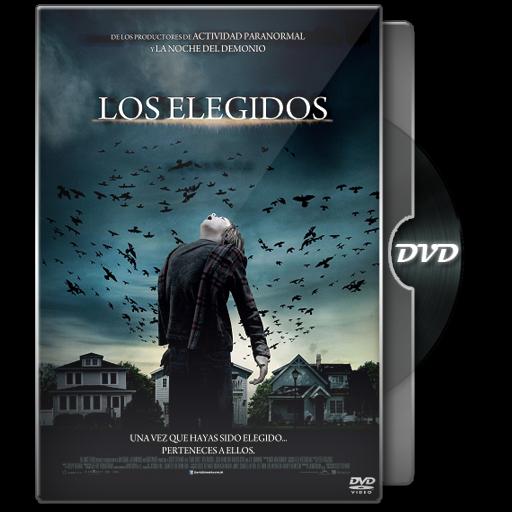 Los elejidos 2013 dvd portada