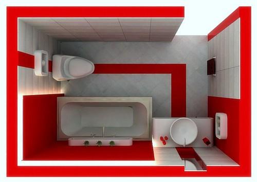 konsep kamar mandi minimalis dan kamar mandi sederhana pastilah akan ...