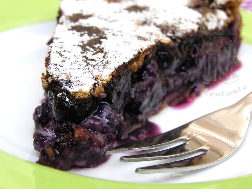 Blaubeertarte Blaubeer Tarte Heidelbeerkuchen blueberry cake