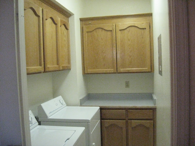 The Kim Six Fix: The Laundry Room : Before and After title=