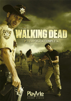 The Walking Dead - 2ª Temporada Completa - DVDRip Dual Áudio