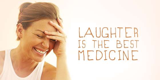 laughter is a powerful antidote When it comes to keeping you healthy, laughter is up there with a nutritious diet and exercise laughter is the best medicine laughter is a powerful antidote to stress, pain, and conflict.