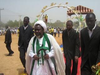 Shi'ite sect leader, Ibraheem El-Zakzaky