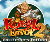 Royal Envoy 2 Collector's Edition screen