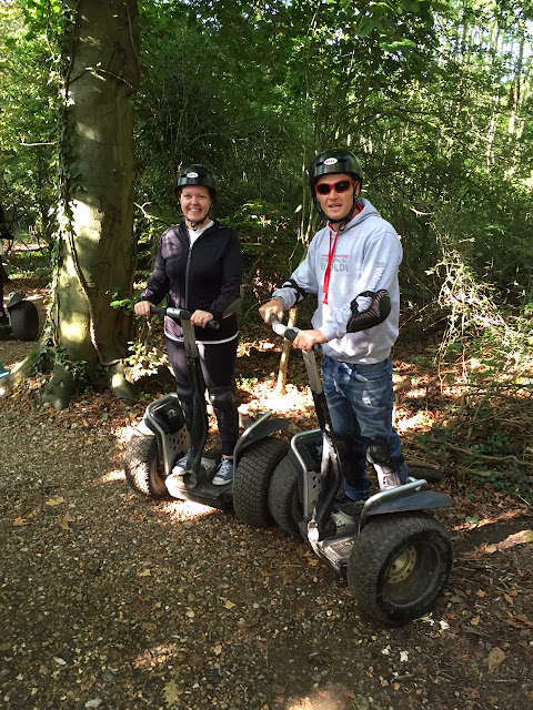 Segway Rally Events