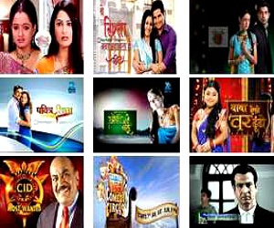 The current set of Hindi serials on Indian television