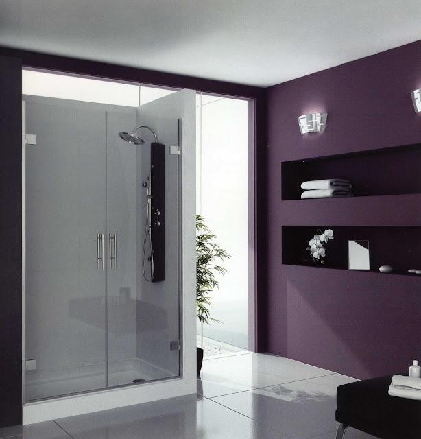 Mamparas Para Baño De Pvc:mamparas de baño y ducha