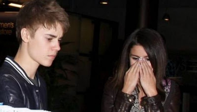 Justin Bieber and Selena Gomez breaking up?