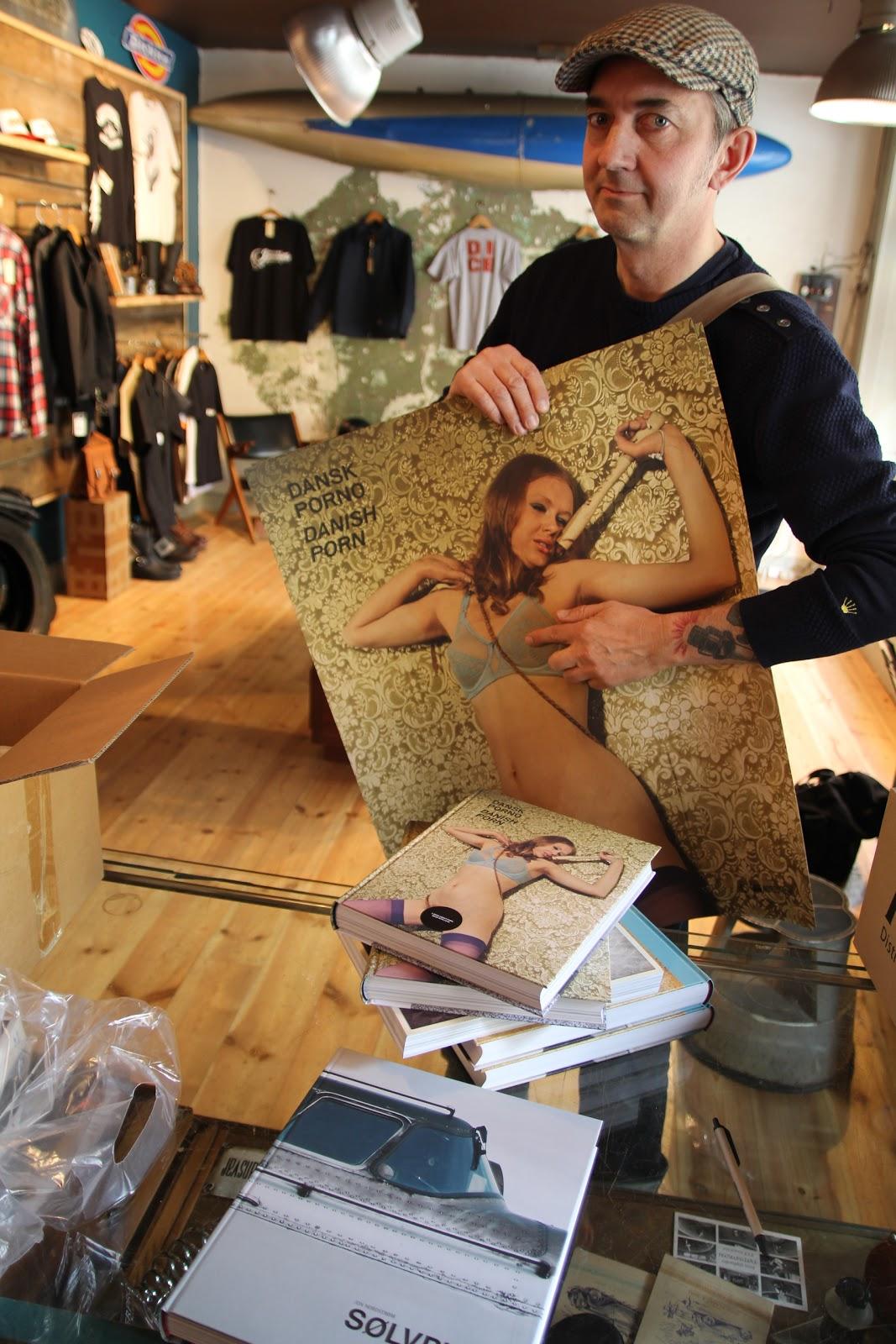 Danish Porn - New Book