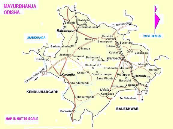 Odisha at a Glance