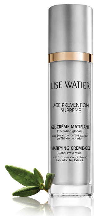 Lise Watier Age Prevention Supreme Matifying Creme-Gel