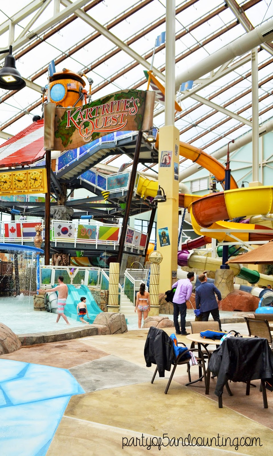 ... counting: Family Fun At Aquatopia Indoor Waterpark And Camelback Lodge