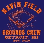 Navin Field Grounds Crew
