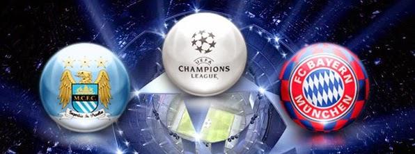 Manchester City Vs Bayern München