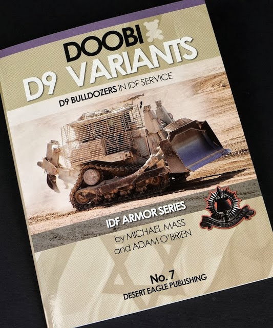 Doobi D9 Variants; D9 Bulldozers in IDF Service Review