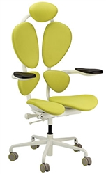 Chakra Office Chair by Eurotech Seating