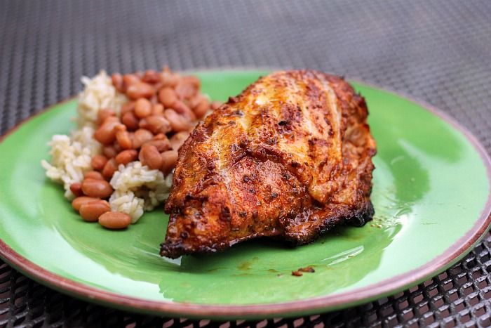 My Life On A Plate: Mexican Roadside Chicken