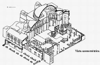 Iglesia de Santa Sofia. Iglesia de la Divina Sabiduría. Iglesias del mundo. Iglesias por el Mundo. Basilica Cristiana
