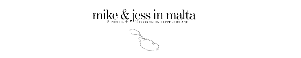 mike and jess in malta - an expat and travel blog