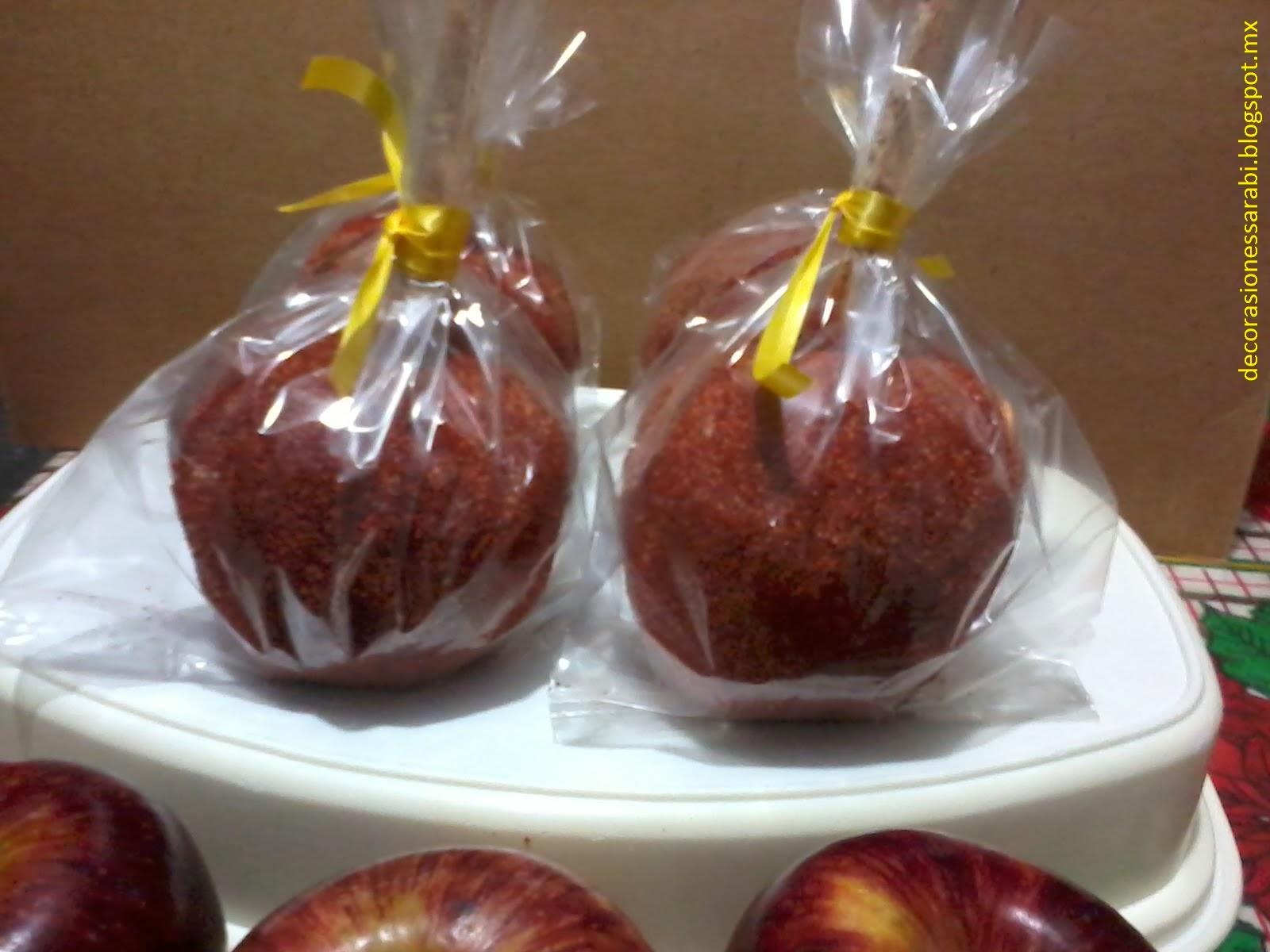 Arreglos decoraciones manualidades sarabi manzanas for Tipos de encielados