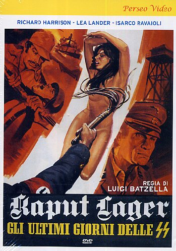Achtung! The Desert Tigers (1976) Kaput lager – gli ultimi giorni delle SS