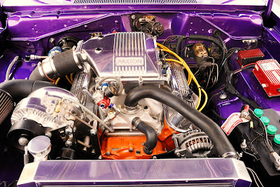 1970  Dodge Dart Swinger motor