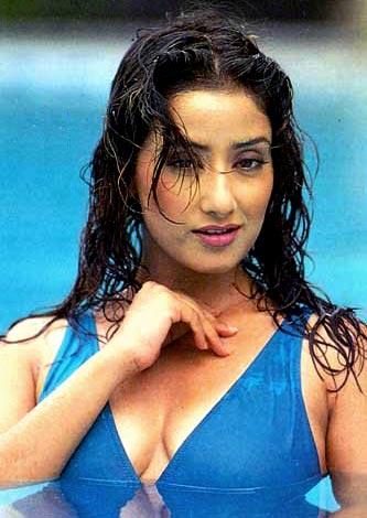 Bollywood Actress Manisha Koirala Unseen Sexy Hot stills,bollywood actress ...