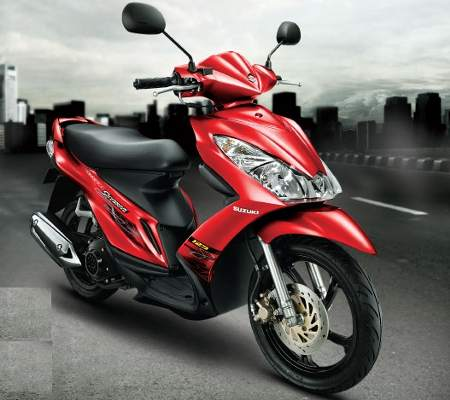Suzuki Skydrive Fi
