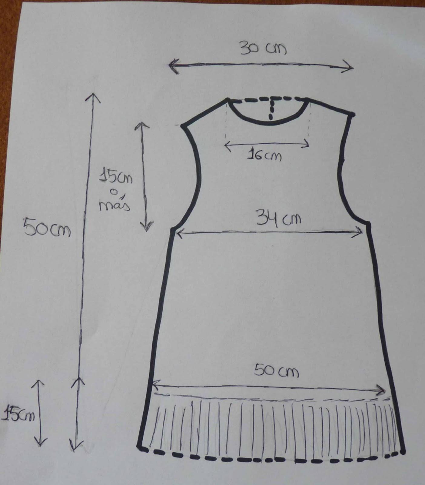 Como Hacer Vestidos De Nina's