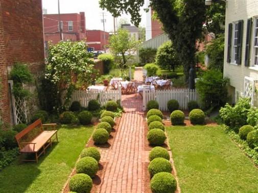 Beauty Garden Design: Exterior Home Garden Design Inspiration