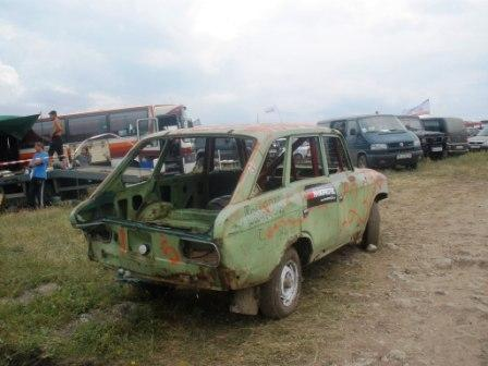кубок Nanoprotec «Авто Дерби Прохват» Москвич