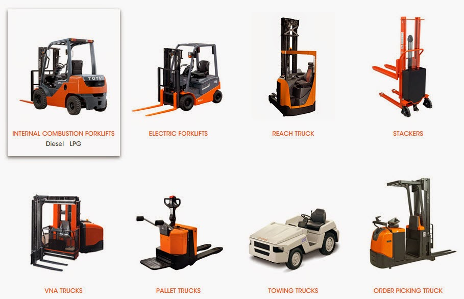 Forklift Classification Types Types Of Forklifts Features