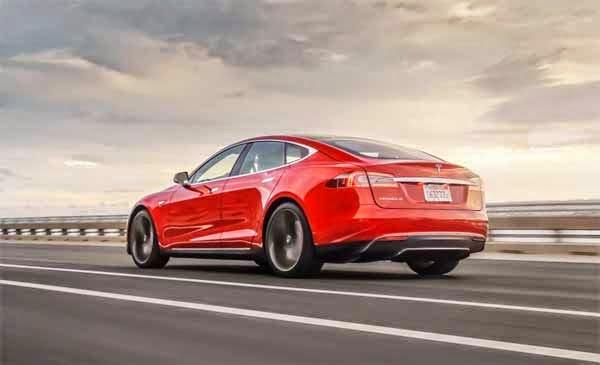 2015 Tesla Model S P85D Driven