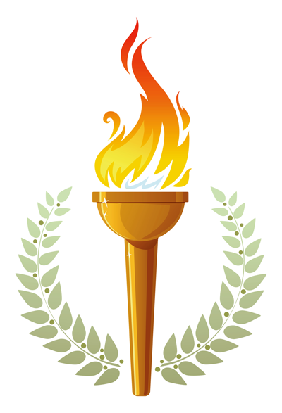 Olympics 2012 : Olympics Symbol [ The Flame ] | SPORTS
