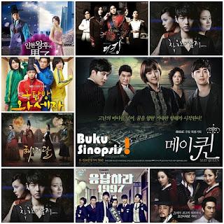 12 Drama Korea Paling Di Rekomendasikan Tahun 2012 - BUKU SINOPSIS
