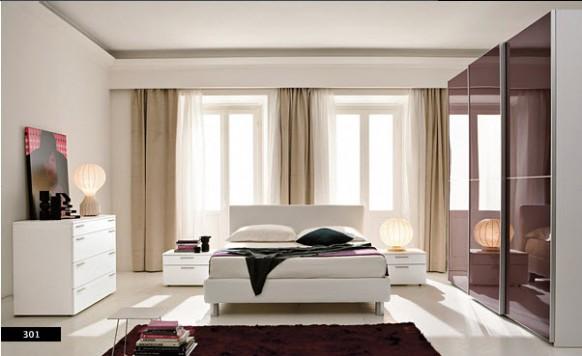 Decorandomejorstyle decoracion de dormitorios modernos - Habitaciones decoracion moderna ...