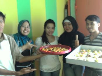 Mahasiswa LP3I Pondok Gede - Project Mitra Usaha Khasanah