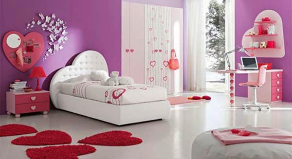 Deco chambre coeur - Tete de lit en forme de coeur ...