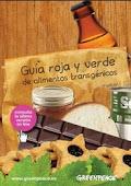 GUIA de alimentos trasngenicos de greenpeace