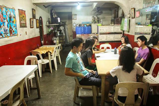 The not-so-inviting place of Joie-Ana & Jay's Eatery
