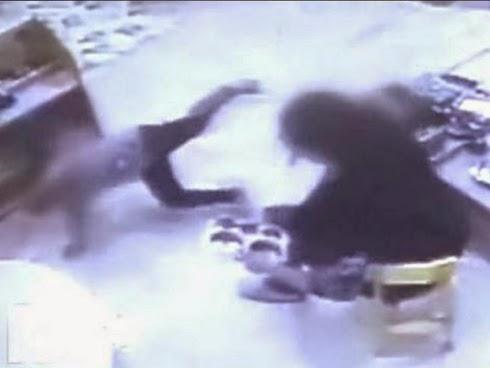 Video kanak kanak ditampar pengasuh kerana makan tak habis tersebar
